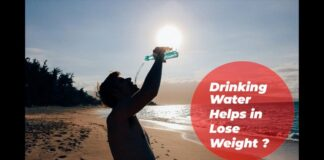 Weight Loss Drinking Water