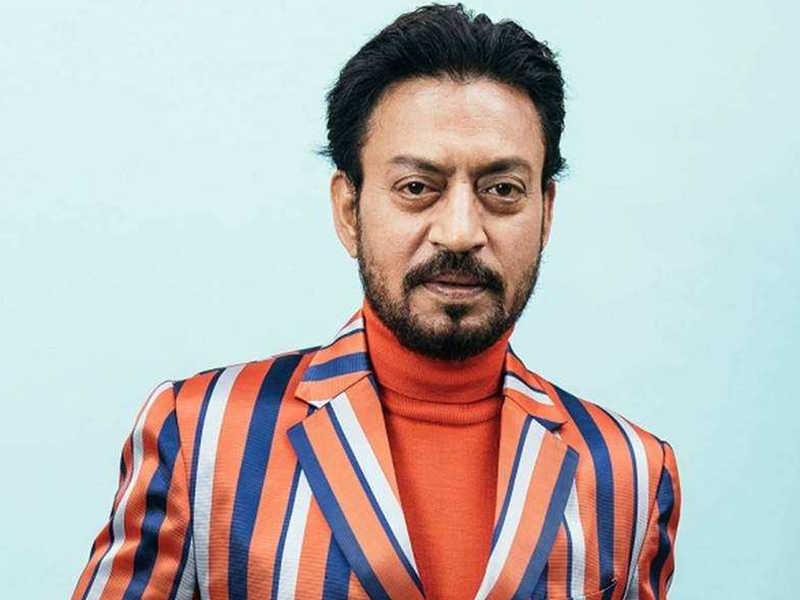 Irrfan Khan died in April 2020