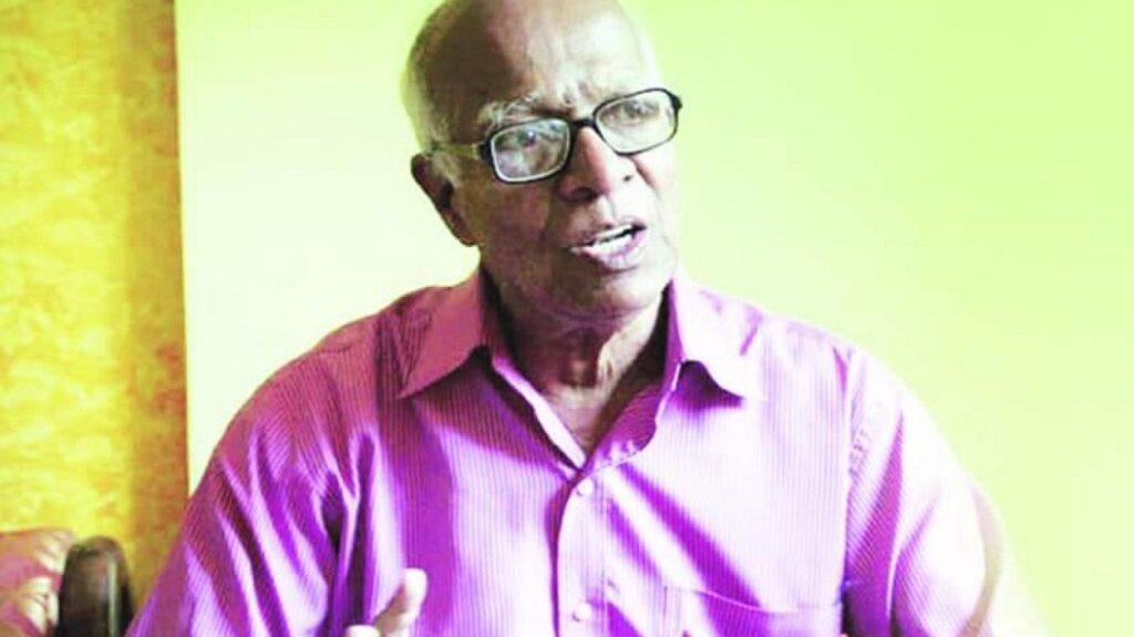 Liladhar Kambli Died in July 2020