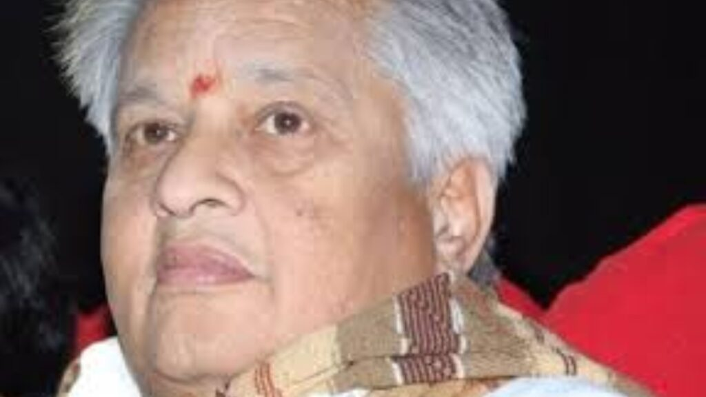 Visu, Viswanathan Died in March 2020