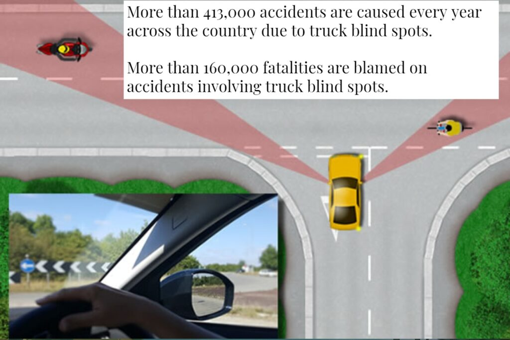 How to Be Safe when Driving near Tractor-Trailers 2