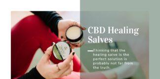 CBD Healing Salves