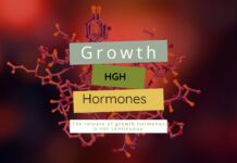 Growth HGH Hormones