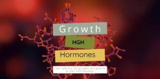 Growth HGH Hormones