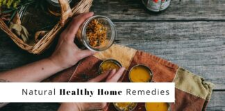 natural healthy home remedies