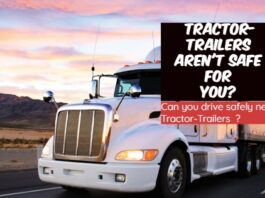 tractor trailers accident