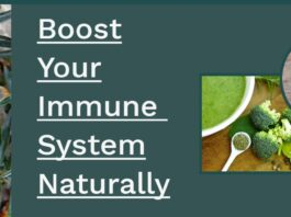 Boost Immune System Naturally