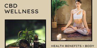 CBD wellness health benefits