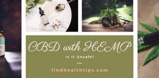 CBD with HEMP - collage of hemp asking a question