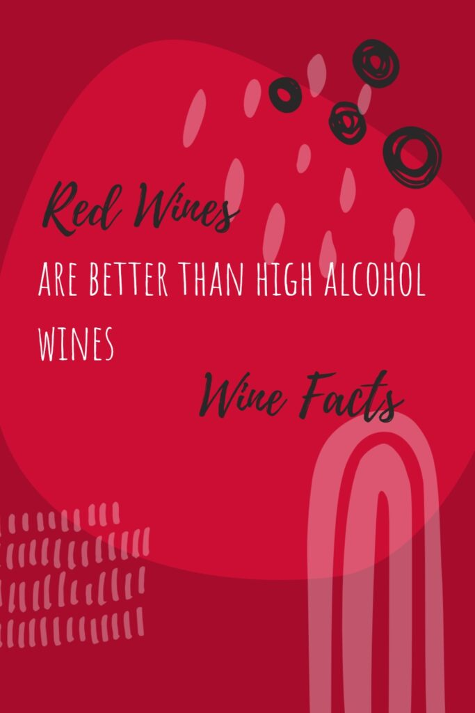 Red Wines facts explained
