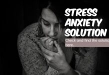 stress anxiety solution