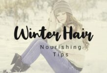 winter hair nourishing tips
