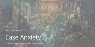 anxiety attacks - ease anxiety