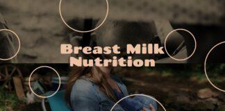 breast milk nutrition