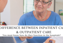 inpatient outpatient care facility