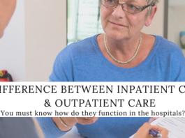 inpatient outpatient care facility