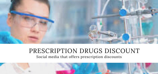 Social Media that offers prescription discounts