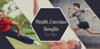 health benefits exercises men