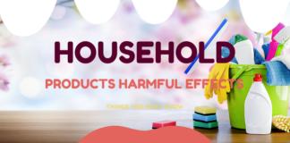 household items harmful lists