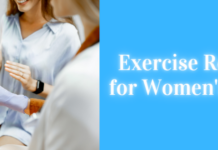 exercise routine for women's health