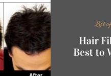 hair fibers brand