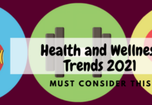 health and wellness trends 2021