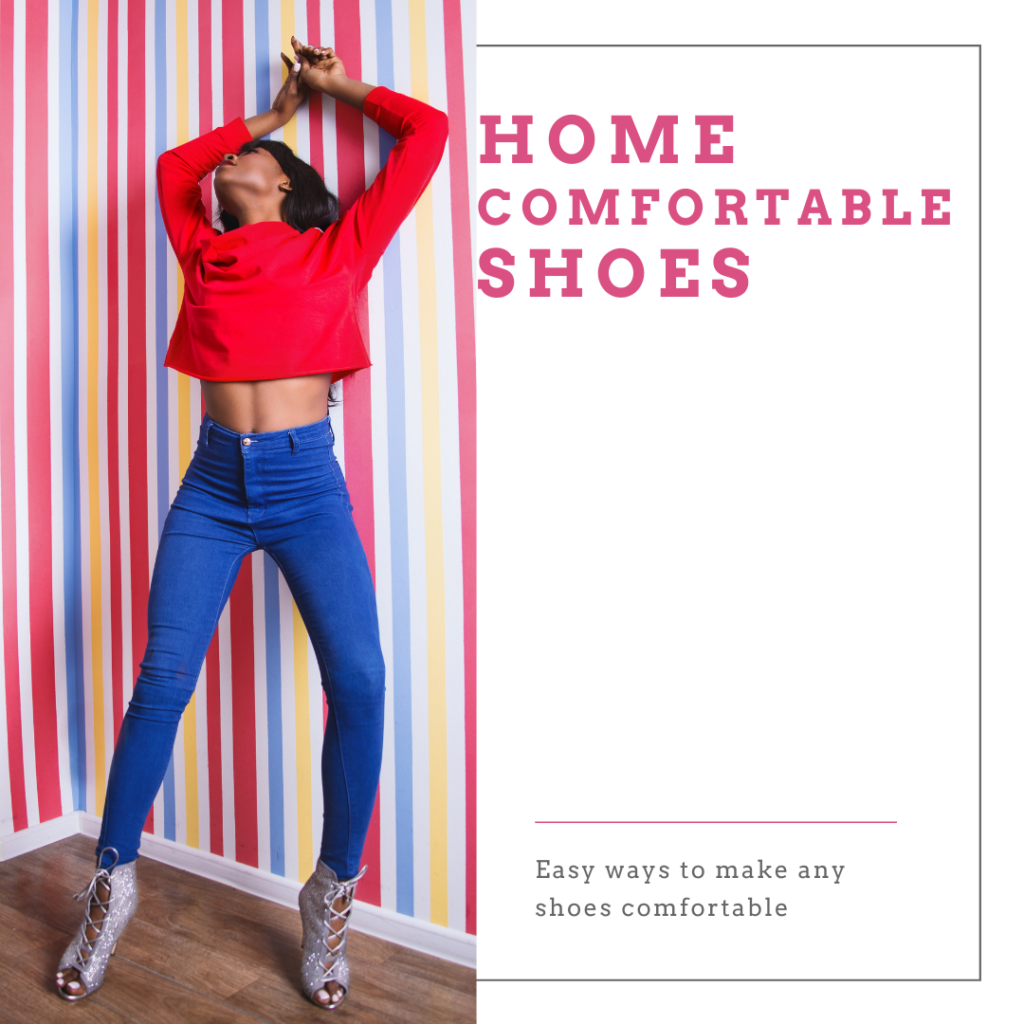 shoes comfortable home
