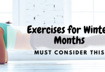winter months exercise