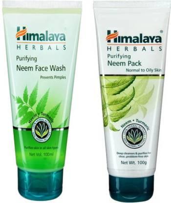 Himalaya Herbals Purifying Neem Face Wash - Best Organic Face Wash for Indian Women