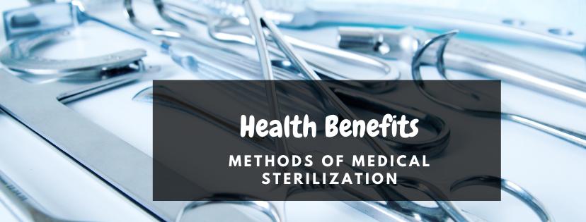 medical sterilization methods
