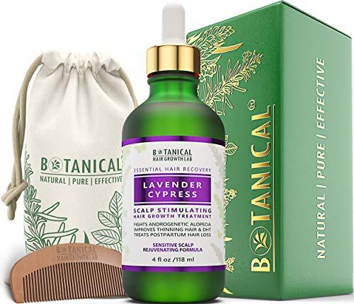 Lavender Cypress Hair Loss Oil