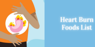 heartburn food eat or avoid list