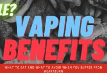 vaping benefits