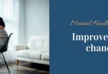 mental health improve chance