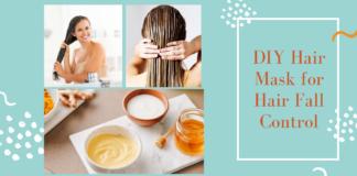 DIY Hair Mask for Hair Fall Control