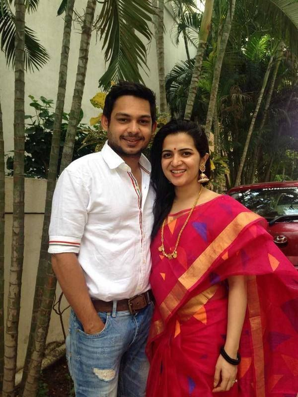 Divyadarshini and Srikanth Ravichandran smiling - south Indian celebrities who got divorced