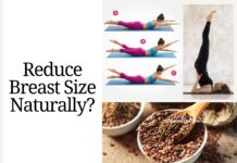 Reduce Breast Size Naturally