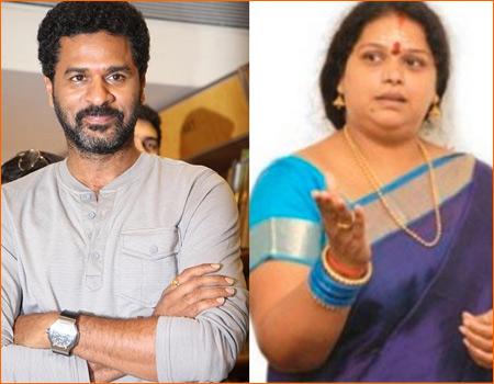 Prabhu Deva and Ramlatha - south Indian celebrities who got divorced
