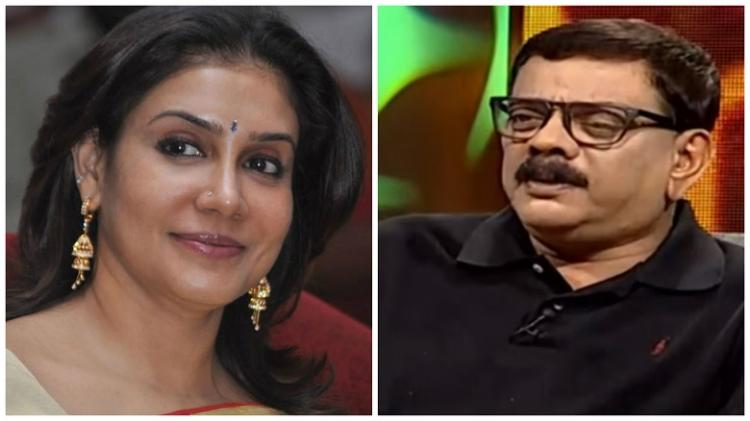 Lissy and Priyadarshan - south Indian celebrities who got divorced
