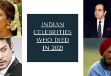 bollywood celebrities who died in 2021